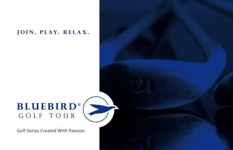 BlueBird Tour im Golf House offiziell angekündigt